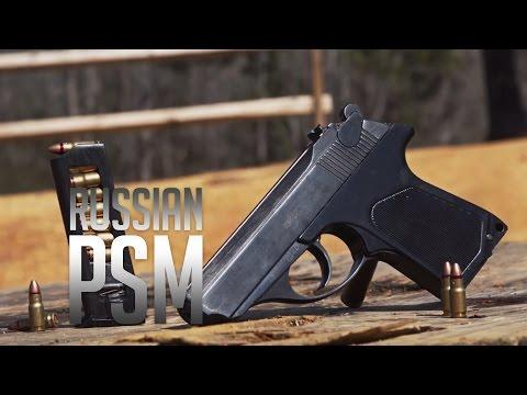 AMAZING RARE Russian PSM Pistol