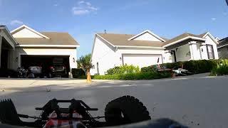1/10 RC Flash Dune Buggy Brushless FPV Camera Runs