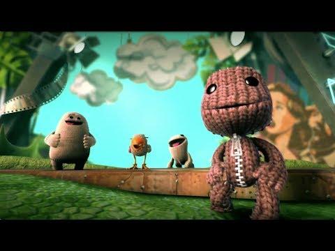 Видео № 1 из игры LittleBigPlanet 3 (Б/У) [PS3]