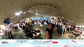 360 VR видео Тенерифе: МАГАЗИН ИСПАНСКОГО БРЕНДА DESIGL