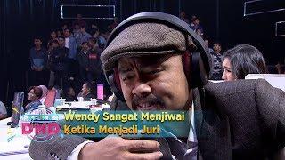 BEST! Wendy Sangat Menjiwai Ketika Menkadi Juri - New Kilau DMD (4/12)