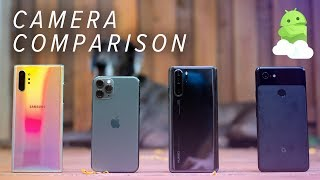 The best Android cameras vs. the iPhone 11!