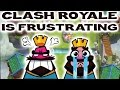Clash Royale. Losing streak live! Best decks are useless.