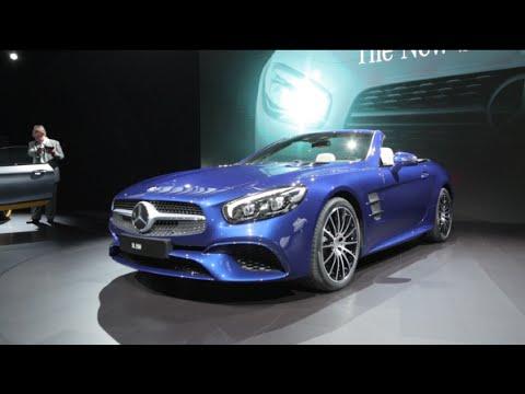 2016 Mercedes-Benz SL 550 - 2015 L.A. Auto Show