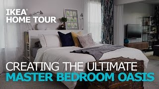 Master Bedroom Ideas - IKEA Home Tour (Episode 301)