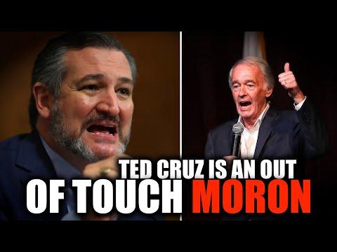 """Ted Cruz Stupidly """"Trolls"""" Ed Markey's COVID-19 Economic Relief Plan"""