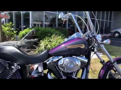 2004 Harley-Davidson Dyna Wide Glide®-FXDWGI