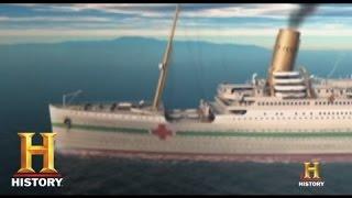 HMHS Britannic - Wreck