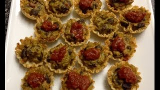 Appetizer Recipe!! Mexican Cheese Bites! Low Calorie & Low Weight Watcher Points!