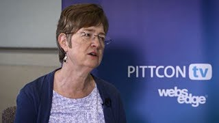 Interview with Karen Faulds from the University of Strathclyde - Pittcon 2018