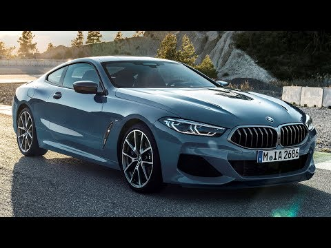 2019 BMW 8 Series Coupe - Interior Exterior And Drive