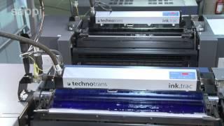 The Printing Process - Sheet Offset Press - English