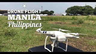Drone Flight | Manila, Philippines