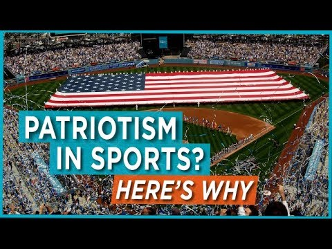 Patriotism in Sports? Here's Why