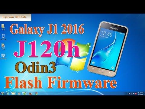 FLASH SAMSUNG GALAXY J1 2016 SM-J120F/FN/G/H/M/W/ZN ANDROID
