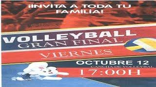 Gran Final Voleyball Bimbo Planta Veracruz 2018