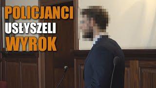 """Prawomocny wyrok dla policjantów z Trzemeskiej. Ojciec Igora: """"Walczyliśmy o trochę inny wyrok"""""""