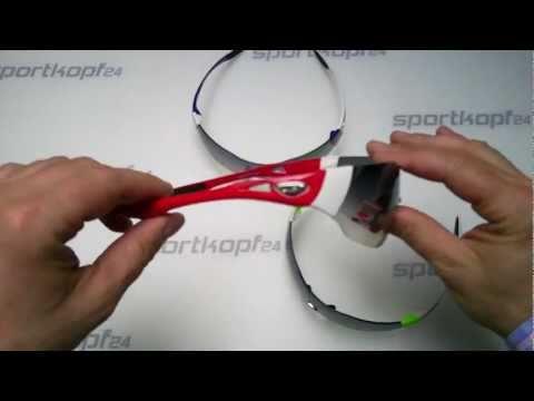 uvex track 2 pro Bikebrille