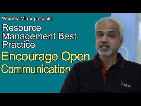Whizible Mirror: Encourage Open Communication