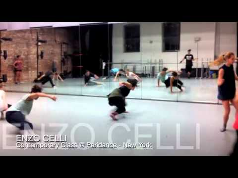 ENZO CELLI - Contemporary Class @ PERIDANCE - New York