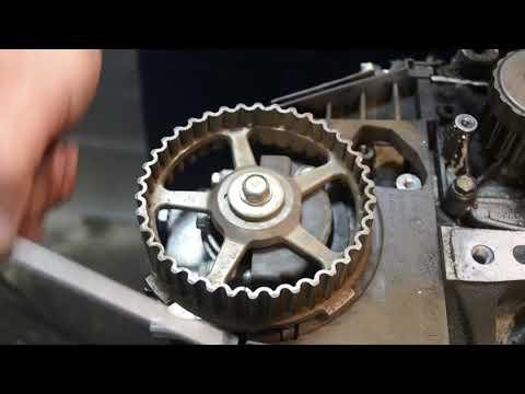 Разбор двигателя D17A