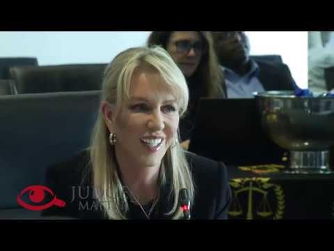 SA Gauteng HC - JSC Interview of Adv A Maier-Frawley – Judges Matter (October 2019)