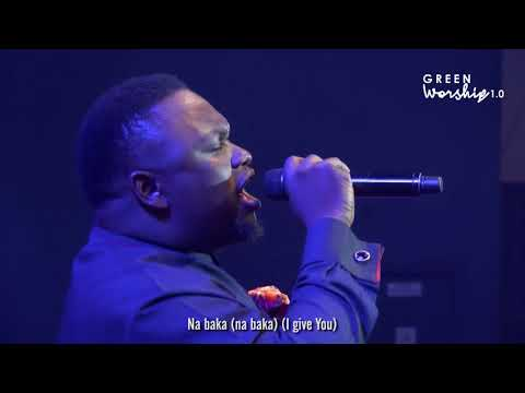 Yabo by Solomon Lange  at Green Worship (Official Video)