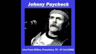 Johnny Paycheck - Live From Gilley's 1982