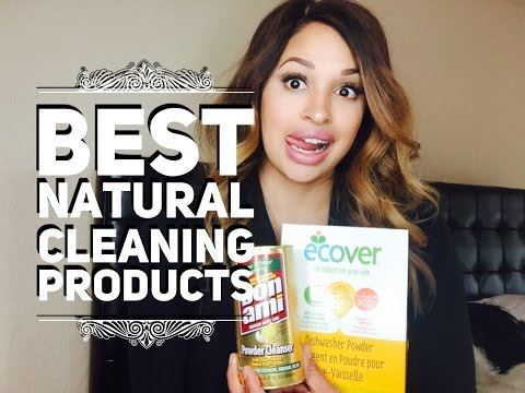 The Best Natural Cleaning Products for your Home!