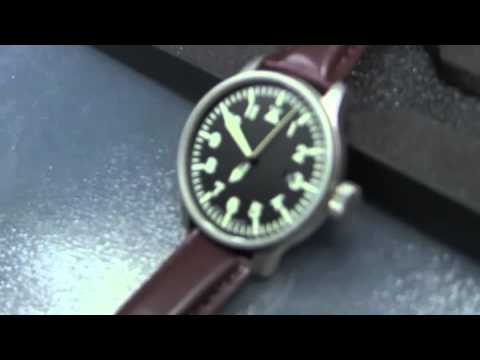 Aristo 3H115 Automatic Pilot Watch Review