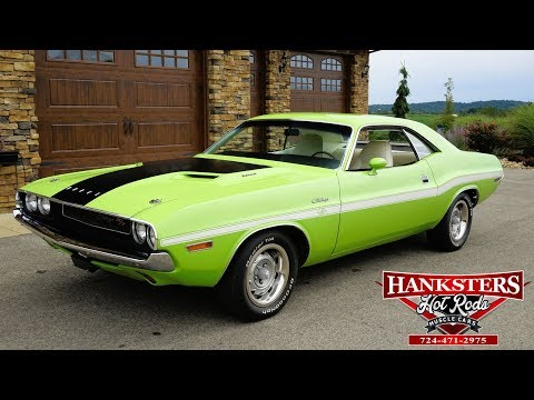 Video of '70 Challenger - MELH
