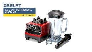 2.0 L Cup Commercial Blender