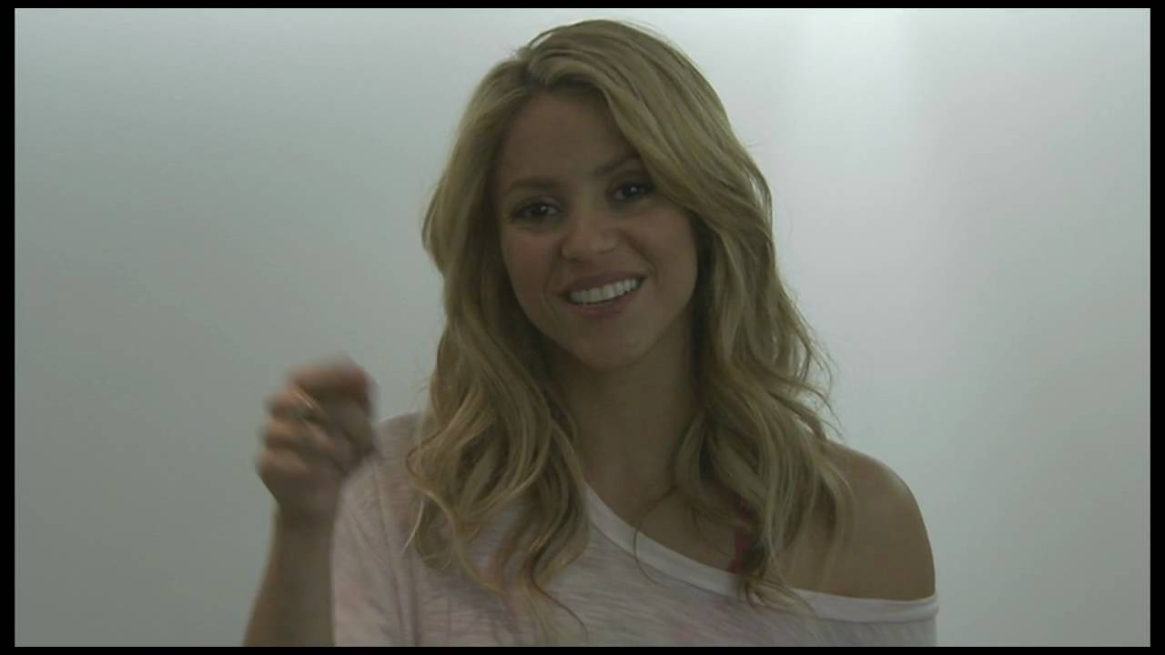 Questions for Shakira?
