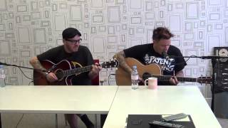 Bowling For Soup - Since We Broke Up (Live In The Boardroom)