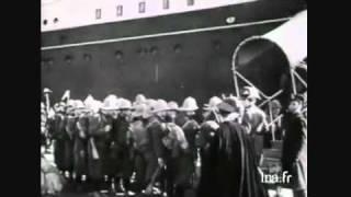 Guerre Italo-éthiopienne - Octobre 1935 - Pathé-Journal