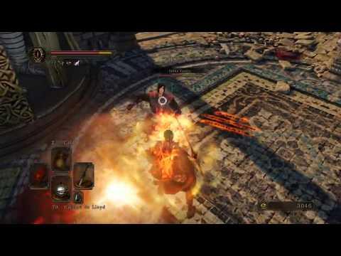Dark Souls 2  Tomei um Gank 01