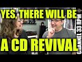 CD REVIVAL IS COMING Plus reissue vinyl vs original yodeling and MORE AMA