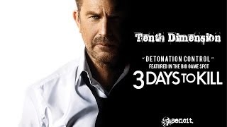 "3 Days To Kill (2014) - ""Detonation Control"" - Sencit Music"