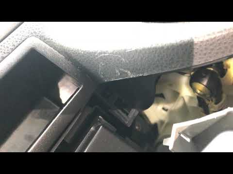 how to Remove cupholder ashtray vw t5