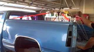 Remove Your Truck Bed Easily