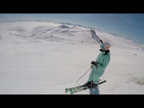 One day in LAAX  - © LAAX