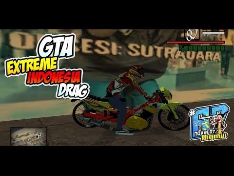 Video GTA Extreme Indonesia Drag