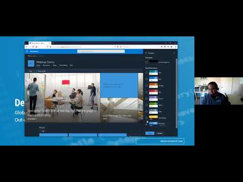 Modern SharePoint Themes, Site Scripts, & Site Designs