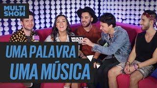 TAG: Uma Palavra, Uma Música |  Victor Meyniel + Federico Devito + Melim | Prezinha De Boa