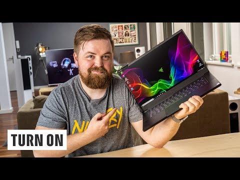 Razer Blade 15 im Unboxing: Der kleinste 15-Zoll-Gaming-Laptop der Welt