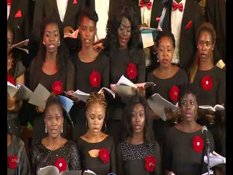 HANDEL'S MESSIAH-BEHOLD THE LAMB OF GOD- BESTSPRING CHORALE & UNILAG CHORALE