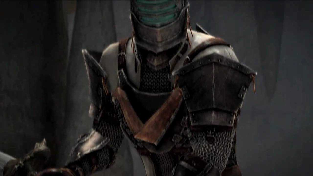 There's A Dragon Age Prize In Every Copy Of Dead Space 2