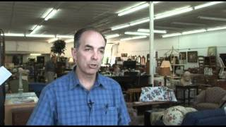 Consigning with Nothing New Used Furniture, Asheville, NC