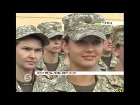 У Львові понад 1100 офіцерів-випускників склали військову присягу