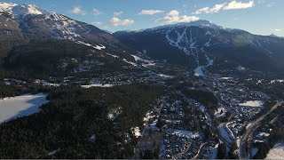 A real skier's guide to the ski and social scenes in Whistler, BC
